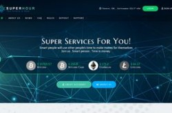 Invest site superhour - Status Scam - start 2019-08-17 - plan 1.05%-1.40% HOURLY FOR 100 HOURS