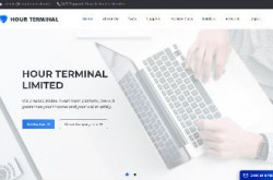 Invest site hourterminal - Status Scam - start 2019-09-16 - plan 1.08% - 1.5% hourly for 96 hours