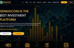 Invest site geniuscoin - Status Scam - start 2019-10-21 - plan 1.64% Hourly for 72 Hours