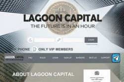 Invest site lagooncapital - Status Scam - start 2020-01-30 - plan 1.35% hourly for 80 hours