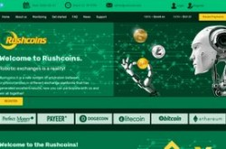 Invest site rushcoins - Status Scam - start 2020-03-27 - plan 1.1% Hourly for 96 Hours