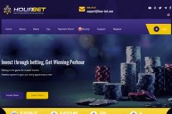 Invest site hour-bet - Status Scam - start 2020-04-29 - plan 1.12%-1.25% HOURLY For 96 HOURS