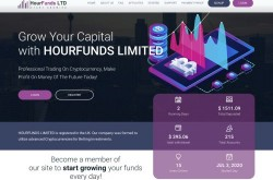 Invest site hourfunds - Status Scam - start 2020-07-04 - plan 2.60% Hourly For 42 Hours