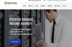 Invest site hourstable - Status Scam - start 2020-07-05 - plan 1.16% HOURLY FOR 90 HOURS