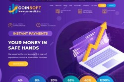 Invest site coinsoft - Status Scam - start 2020-07-09 - plan 2.25% Hourly for 50 Hours