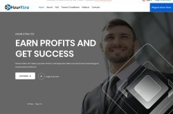 Invest site hourxtra - Status Scam - start 2020-07-10 - plan 1.08% Hourly for 97 Hours