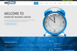 Invest site roipay - Status Scam - start 2020-07-24 - plan 1.10% 1.3% hourly for 95 hours