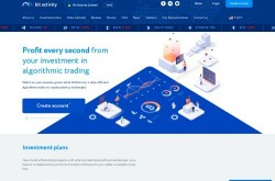 Invest site bitactivity - Status Scam - start 2020-07-26 - plan 2.16% Daily for 10 days