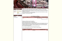 Invest site dollarbill - Status Paying - start 2015-09-27 - plan 2.1% weekly