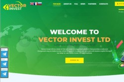 Invest site vector-invest - Status Scam - start 2021-01-31 - plan  0.8% daily for 30 days