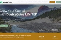 Invest site doublecoins - Status Not Monitored - start 2019-06-06 - plan 3.30% Hourly for 32 Hours