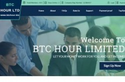 Invest site btchour - Status Scam - start 2019-06-24 - plan 3.05% Hourly For 35 Hours
