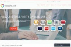 Invest site deposit8 - Status Scam - start 2019-06-29 - plan 1.08% - 1.5% hourly for 96 hours